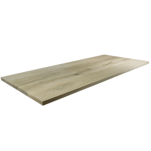 Rustiek New oak tafelblad