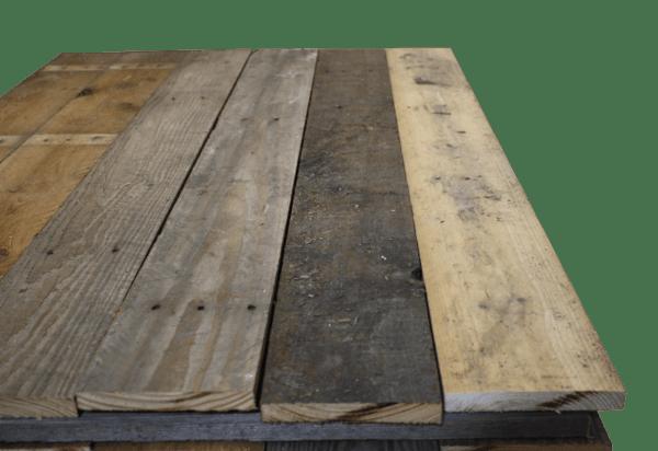 sloophout stapel