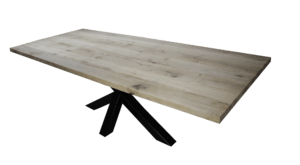 Tuintafel Rustiek New oak