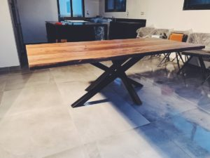 Amerikaans notenhout tafel
