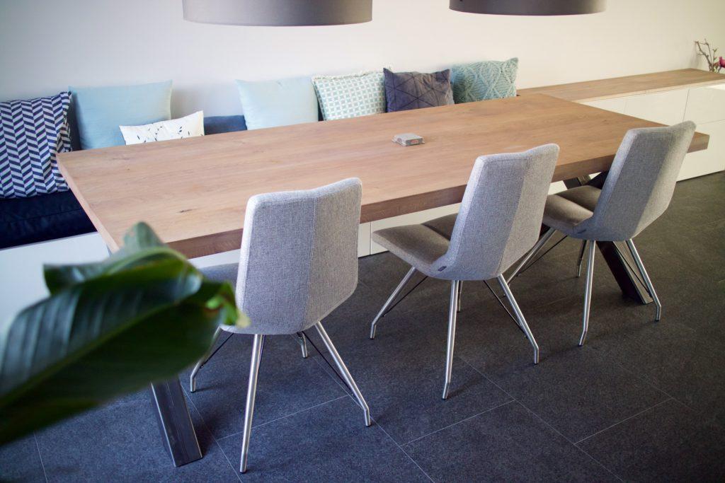 Rustiek New oak tafel