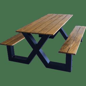 Cumaru picknick tafel