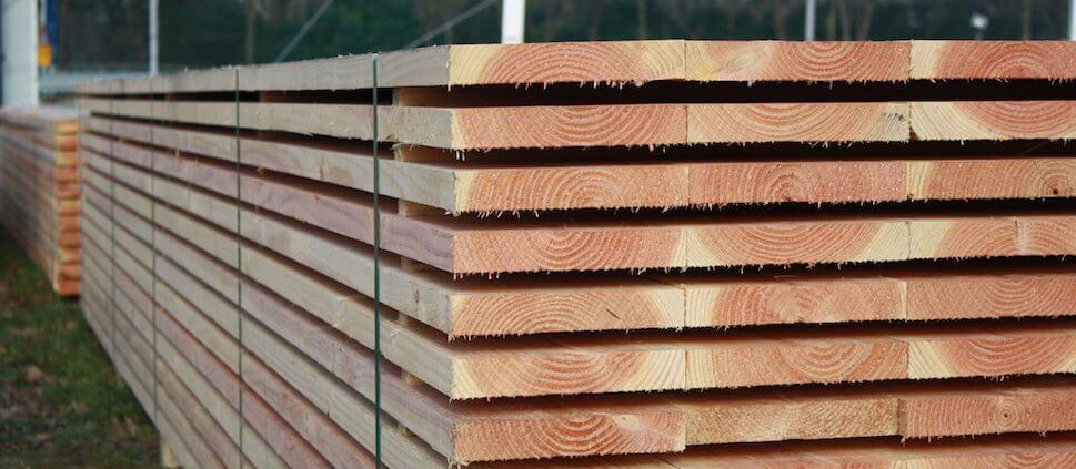 Douglas hout bij online houthandel