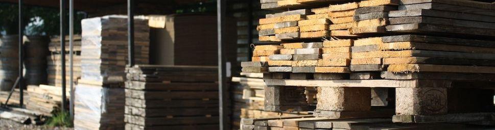 Sloophout planken