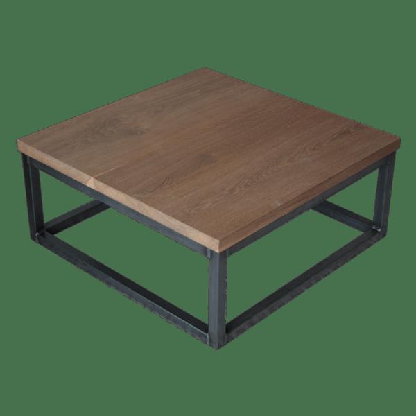 Vintage oak salontafel
