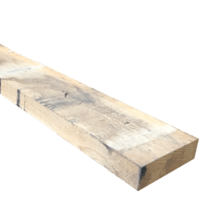 Rustiek eikenhout ruw 6.3×20