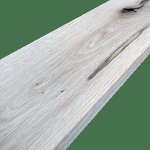 Kant en klare eiken plank 210x25x2